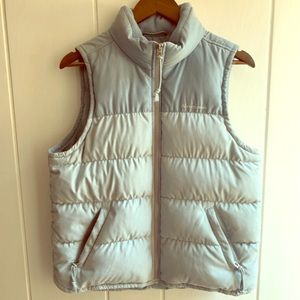 {vintage} Abercrombie & Fitch puffer vest
